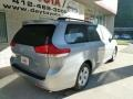 2011 Silver Sky Metallic Toyota Sienna LE  photo #2