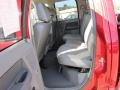 2008 Blaze Red Crystal Pearl Dodge Ram 1500 SXT Quad Cab 4x4  photo #13