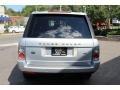 2007 Zermatt Silver Metallic Land Rover Range Rover HSE  photo #6