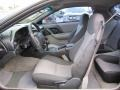 Dark Gray 1995 Chevrolet Camaro Interiors