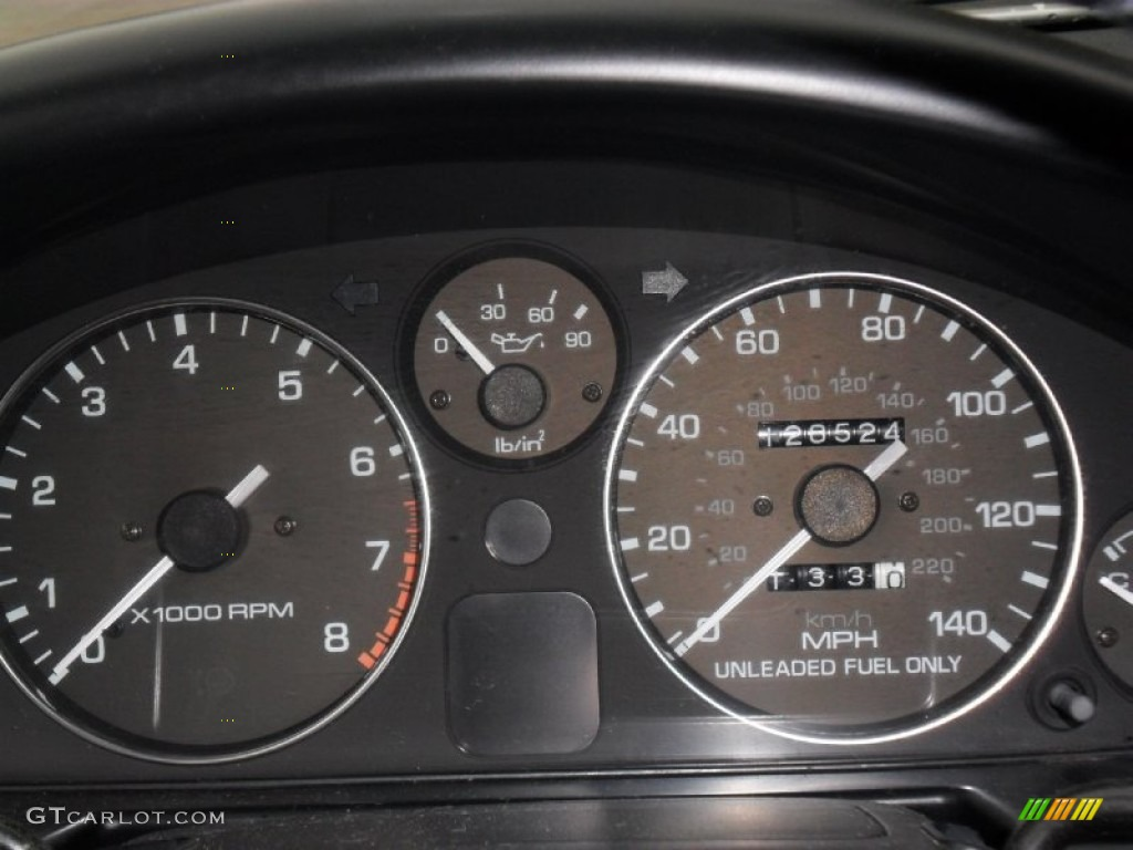 1990 Mazda Mx 5 Miata Roadster Gauges Photo 53597524 Gtcarlot Com