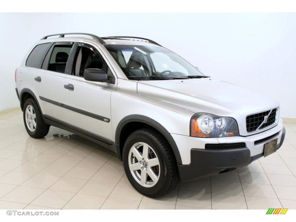 silver metallic 2006 volvo xc90 2 5t awd exterior photo 53598088