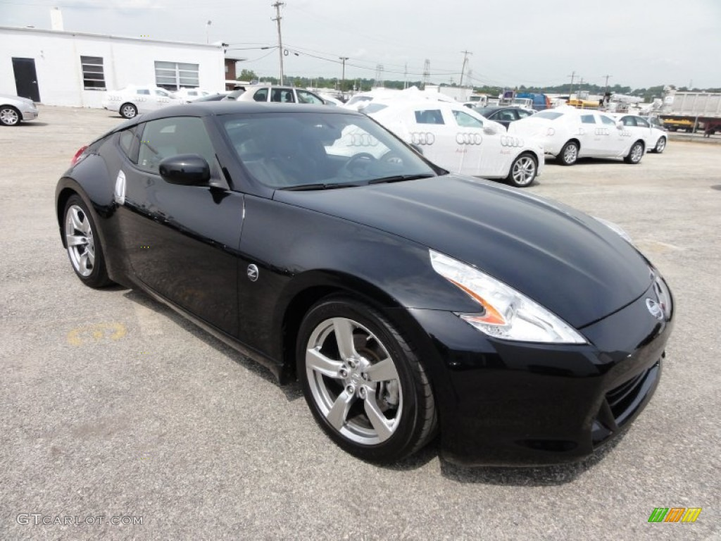 Magnetic black 2009 nissan 370z touring coupe exterior photo 53604957 - Nissan 370z touring coupe ...