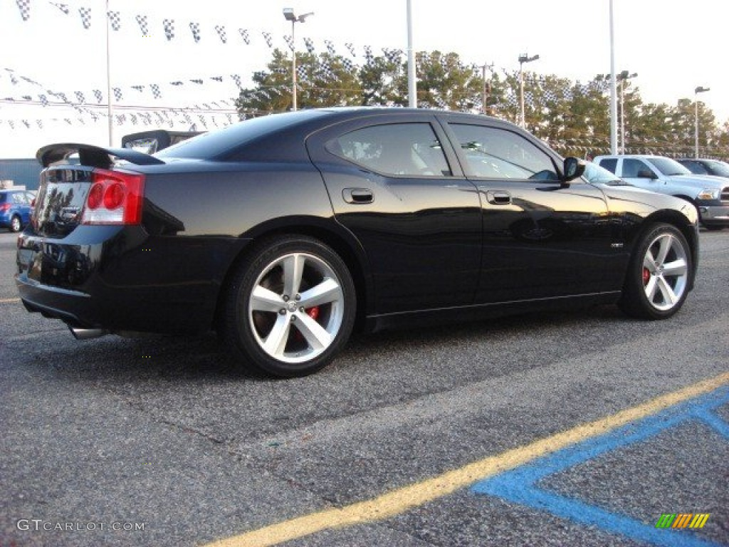 brilliant black crystal pearl 2010 dodge charger srt8 exterior photo 53605701 - Dodge Charger 2010 Srt8