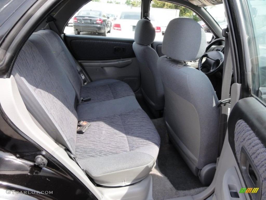 Subaru Outback 2014 Interior