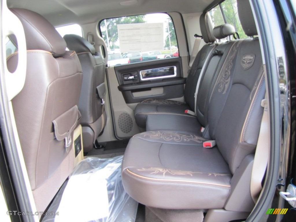 2012 dodge ram 2500 hd laramie longhorn crew cab 4x4 interior photo 53608404
