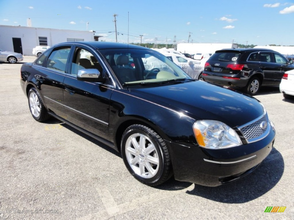 black 2006 ford five hundred limited exterior photo. Cars Review. Best American Auto & Cars Review
