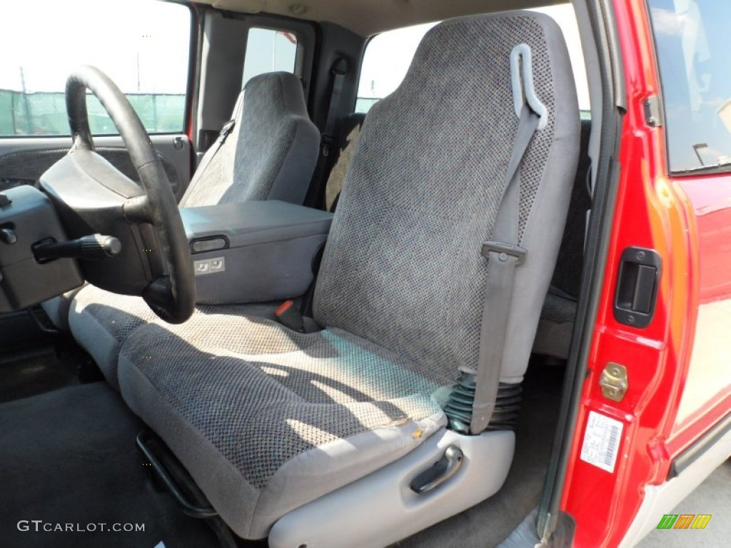 Agate Interior 2001 Dodge Ram 1500 Slt Club Cab Photo