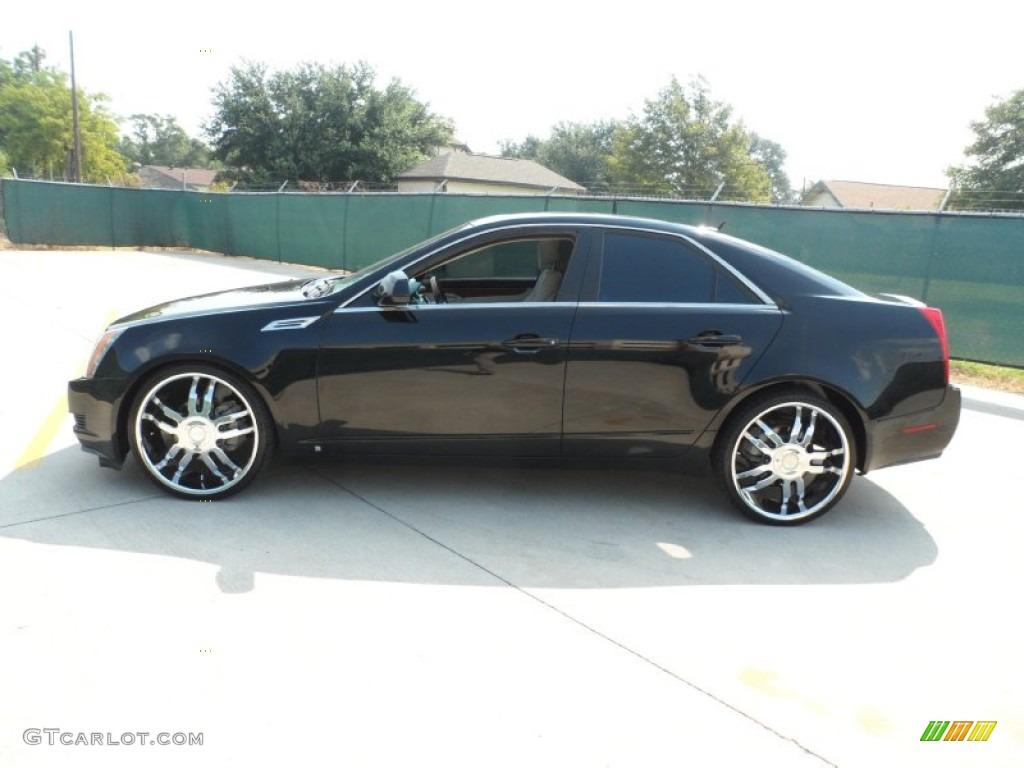 2008 cadillac cts sedan custom wheels photo 53620416 gtcarlot com