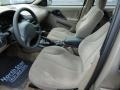 Neutral Beige Interior Photo for 2003 Chevrolet Cavalier #53626993