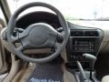 Neutral Beige Dashboard Photo for 2003 Chevrolet Cavalier #53627006