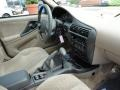 Neutral Beige Dashboard Photo for 2003 Chevrolet Cavalier #53627093