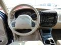 2001 Ford Explorer Medium Prairie Tan Interior Dashboard Photo
