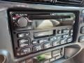 2001 Ford Explorer Medium Prairie Tan Interior Audio System Photo