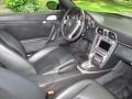 2007 911 Carrera S Coupe Black Interior