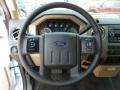 Adobe Steering Wheel Photo for 2012 Ford F250 Super Duty #53633701