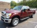 Autumn Red Metallic 2012 Ford F250 Super Duty Gallery