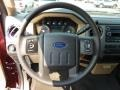 Adobe Steering Wheel Photo for 2012 Ford F250 Super Duty #53633927