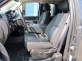 2011 Mocha Steel Metallic Chevrolet Silverado 1500 LT Extended Cab 4x4  photo #8