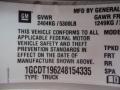 Silver Birch Metallic - Colorado Z71 Extended Cab 4x4 Photo No. 15