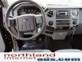2012 Black Ford F250 Super Duty XLT SuperCab 4x4  photo #12