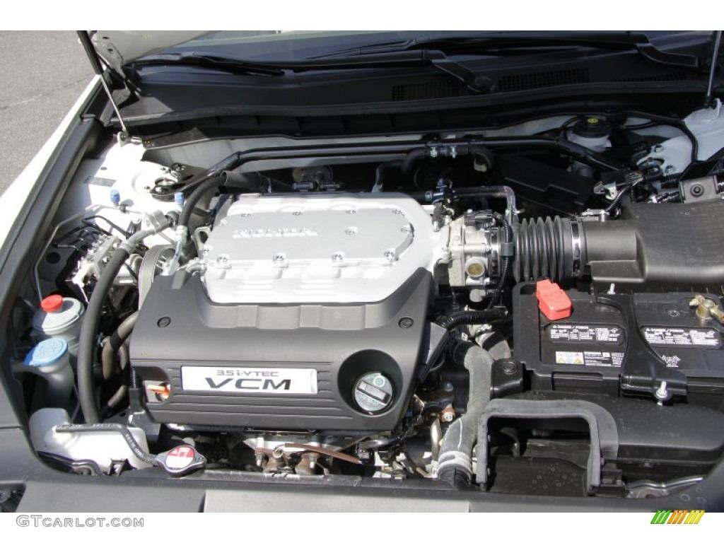 2010 Honda Accord Ex V6 Sedan 3 5 Liter Vcm Dohc 24 Valve