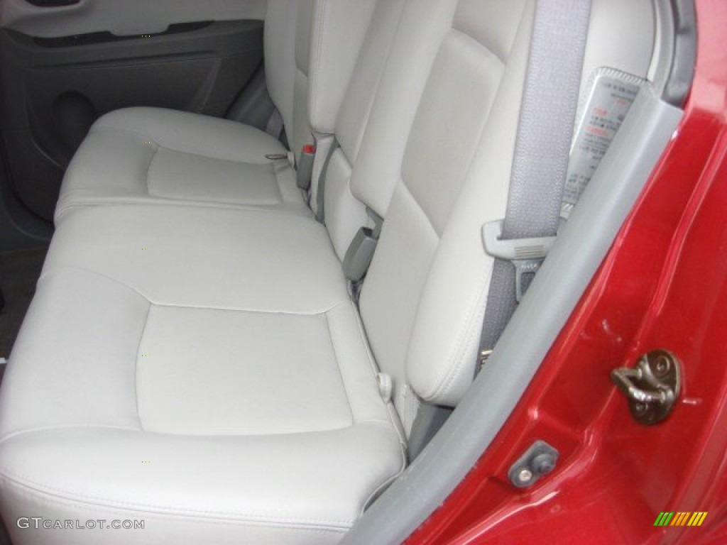 Gray Interior 2005 Hyundai Santa Fe Lx 3 5 Photo 53646976