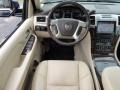 Cocoa/Very Light Linen Steering Wheel Photo for 2008 Cadillac Escalade #53648642