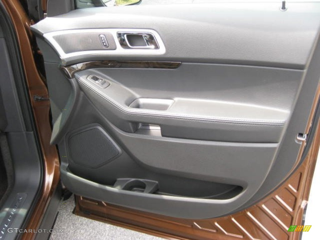 2012 ford explorer limited 4wd door panel photos. Black Bedroom Furniture Sets. Home Design Ideas