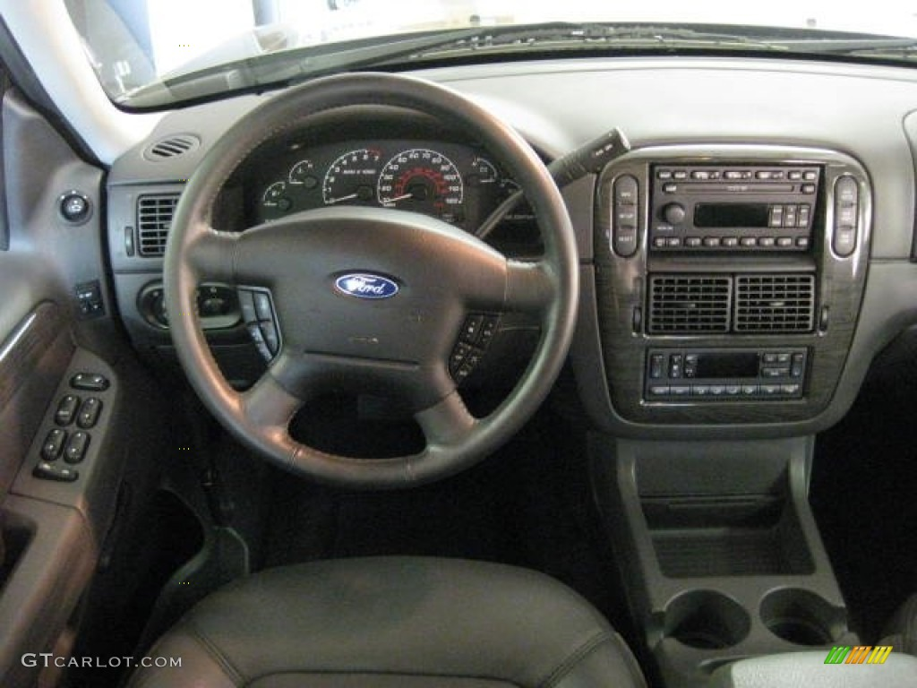 2002 ford explorer dashboard