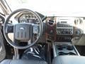 2012 Black Ford F250 Super Duty Lariat Crew Cab 4x4  photo #29