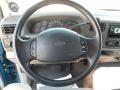 Medium Graphite Steering Wheel Photo for 2000 Ford F250 Super Duty #53652548
