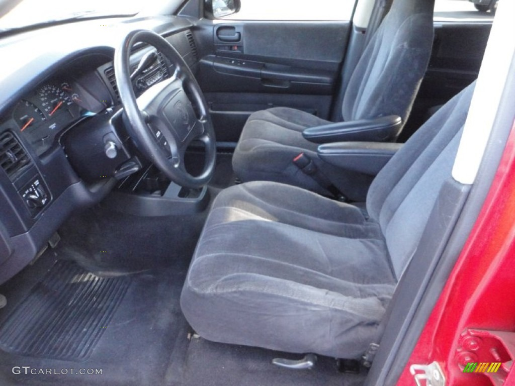 on 2001 Dodge Dakota Club Cab Sport 4x4