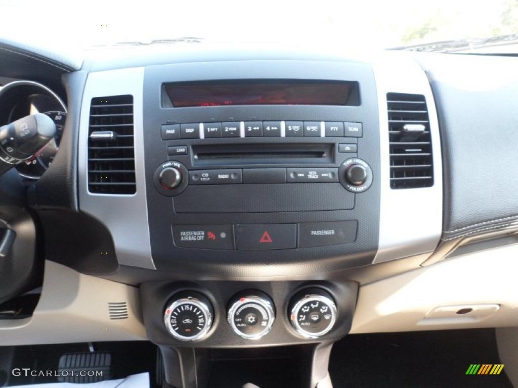 2010 Mitsubishi Outlander Xls Controls Photos Gtcarlot Com