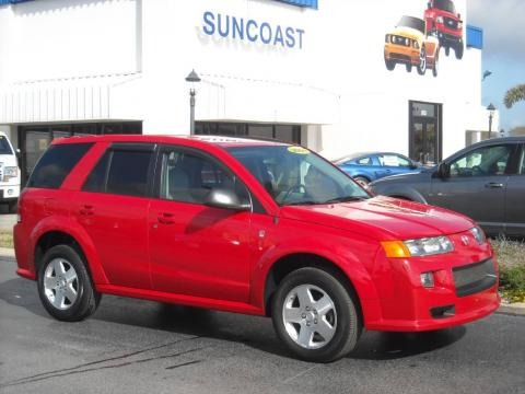 2004 Saturn Vue Red Line Data Info And Specs