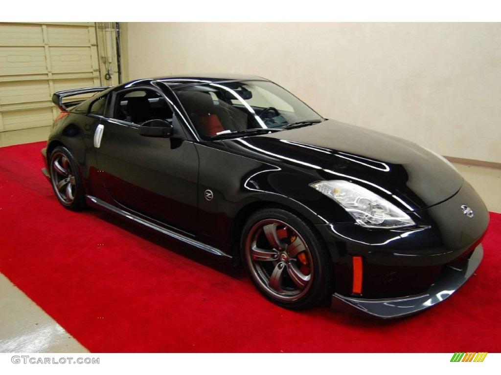Nissan 350z Black 2008 Magnetic B...
