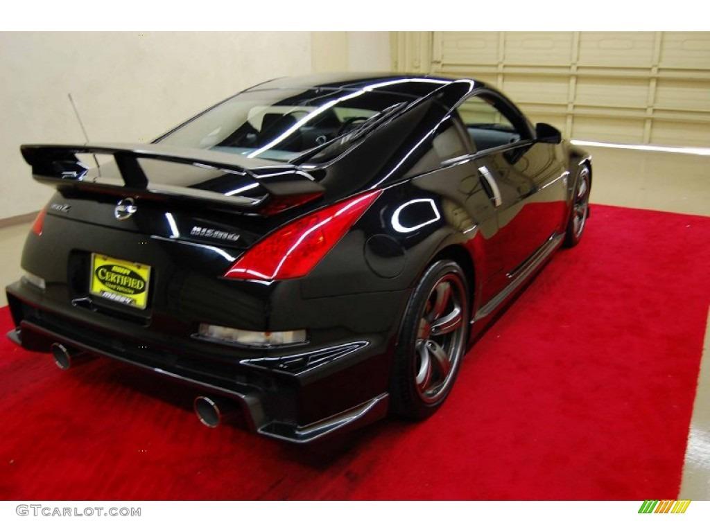 2008 magnetic black nissan 350z nismo coupe 53665501 photo 6 car color galleries. Black Bedroom Furniture Sets. Home Design Ideas