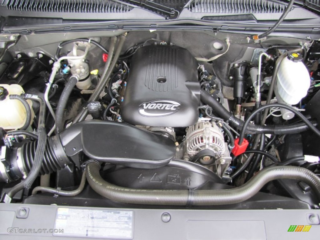 2007 chevrolet silverado 2500hd classic lt crew cab 4x4 6 0 liter ohv 16 valve vvt vortec v8. Black Bedroom Furniture Sets. Home Design Ideas