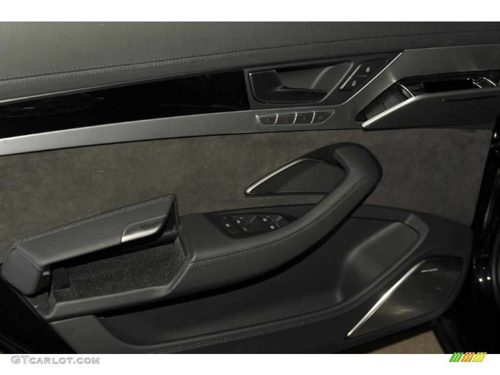 Audi Vin Window Sticker >> 2012 Audi A8 L W12 6.3 Door Panel Photos | GTCarLot.com