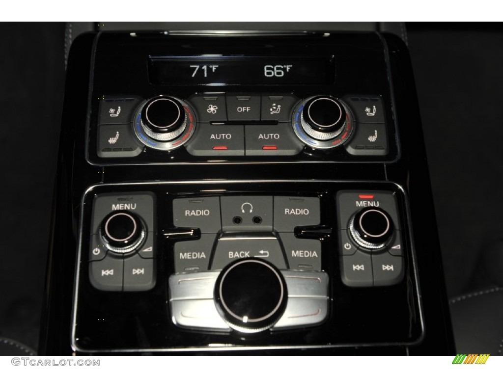 2012 audi a8 l w12 6 3 controls photo 53679921. Black Bedroom Furniture Sets. Home Design Ideas