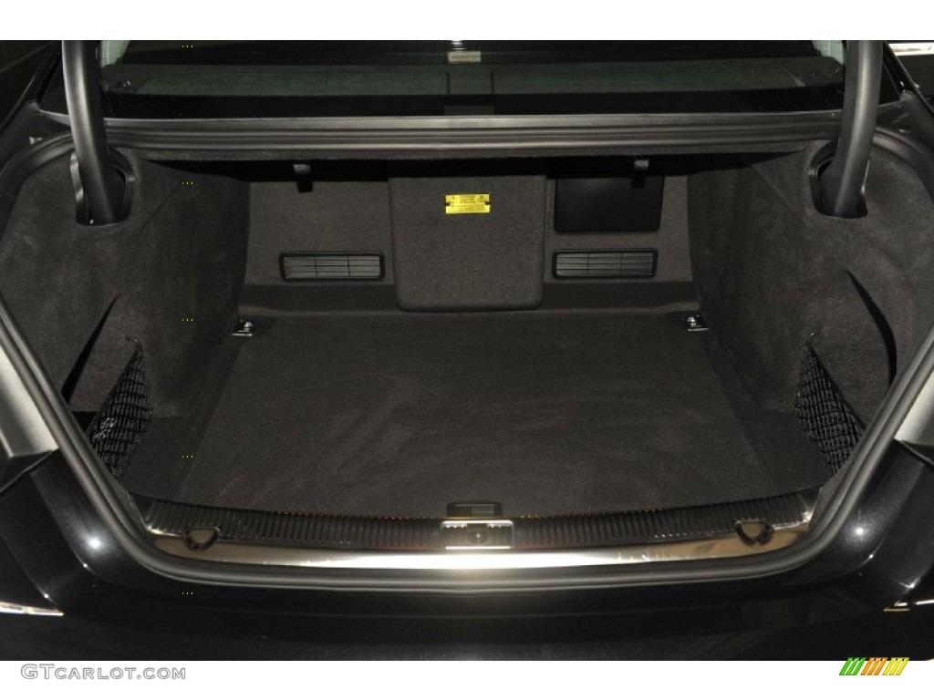 2012 audi a8 l w12 6 3 trunk photo 53680023. Black Bedroom Furniture Sets. Home Design Ideas