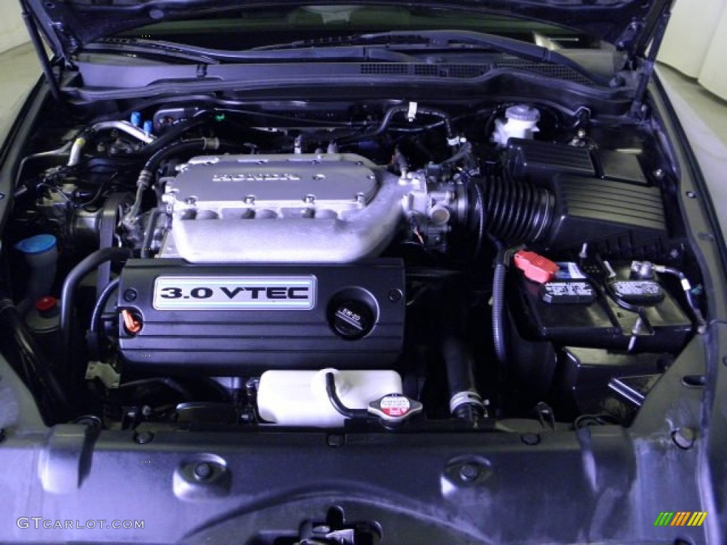 2004 honda accord ex v6 coupe engine photos. Black Bedroom Furniture Sets. Home Design Ideas