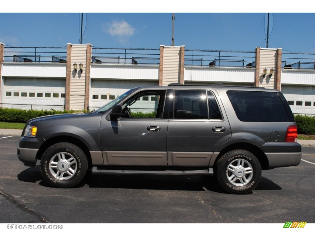 Dark Shadow Grey Metallic 2003 Ford Expedition Xlt 4x4