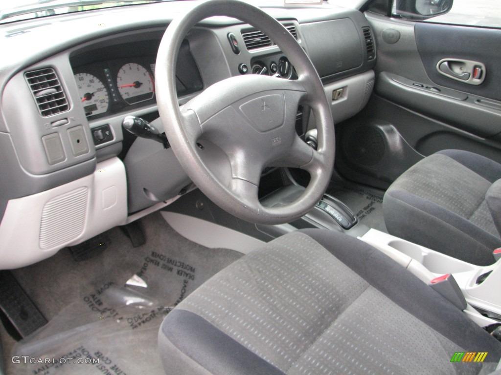 2004 mitsubishi montero sport ls interior photo 53705127 for Mitsubishi montero interior