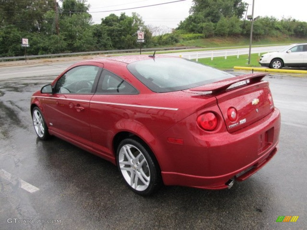 crystal red tintcoat metallic 2010 chevrolet cobalt ss. Black Bedroom Furniture Sets. Home Design Ideas