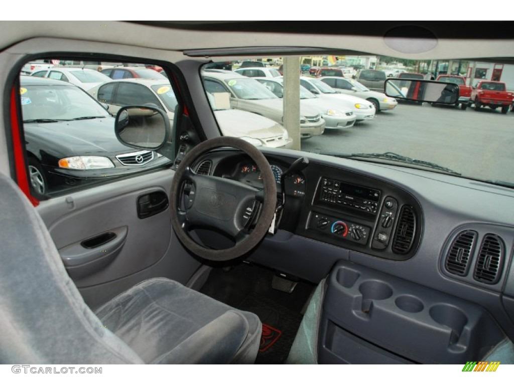 2000 Dodge Ram Conversion Van Car Interior Design