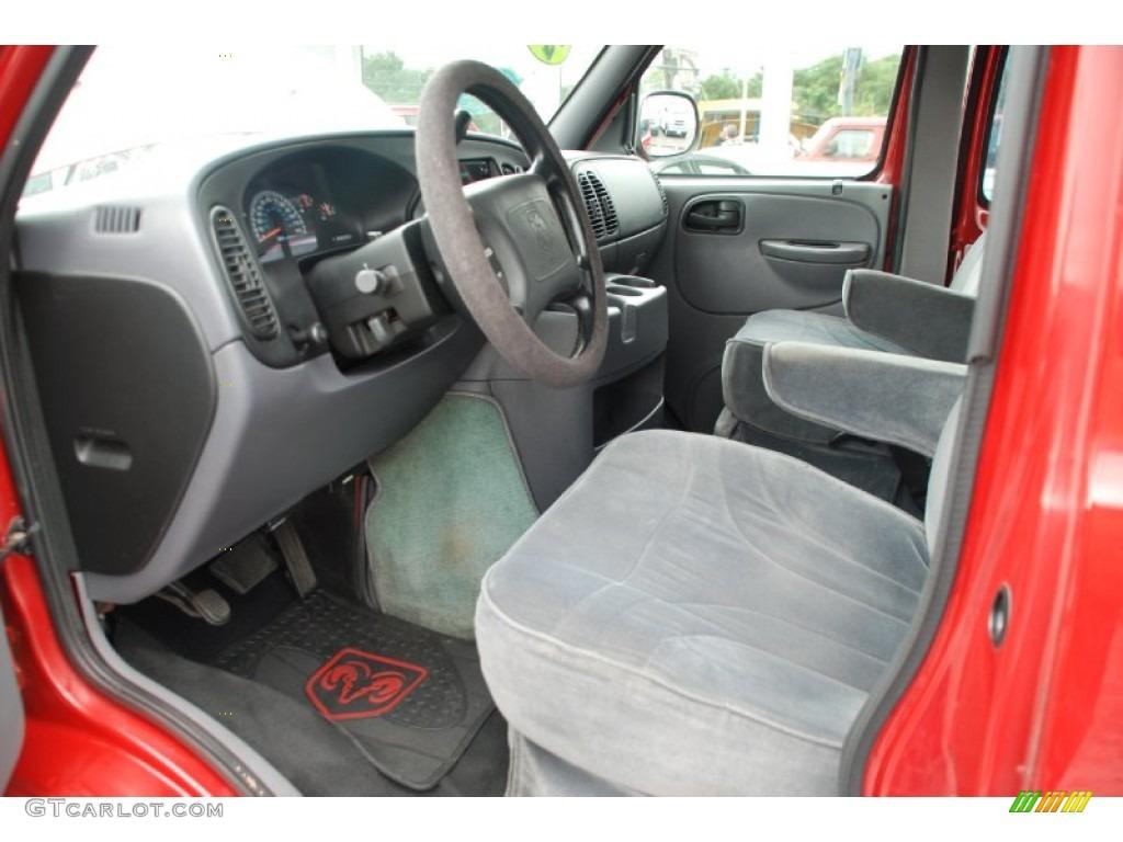 2000 Dodge Ram Van 1500 Passenger Conversion Interior Photo 53738985