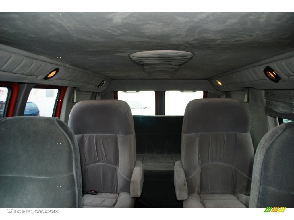 2000 Dodge Ram Van 1500 Passenger Conversion Interior Photo 53739045