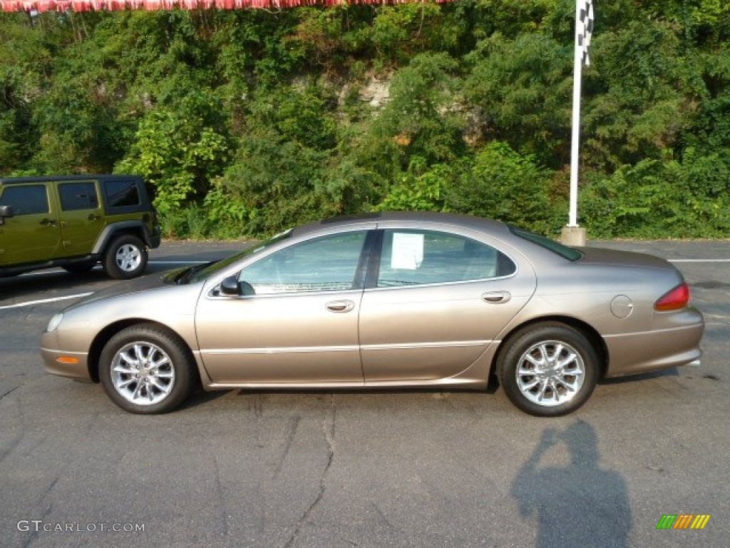 cinnamon glaze metallic 2002 chrysler concorde limited exterior photo. Cars Review. Best American Auto & Cars Review