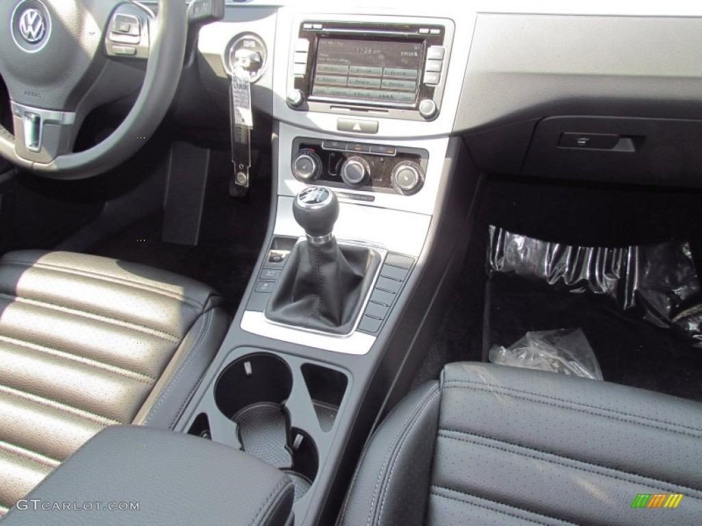 vw 6 speed manual transmission
